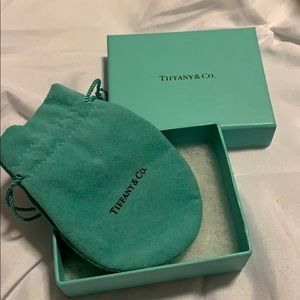 Tiffany & Co Box with Dustbag
